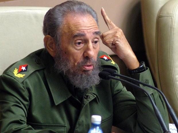 Fidel Castro foto longform (Foto: Antono Levi/AFP)