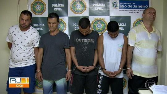 Polícia prende grupo apontado como autor de sequestros-relâmpago no Leblon