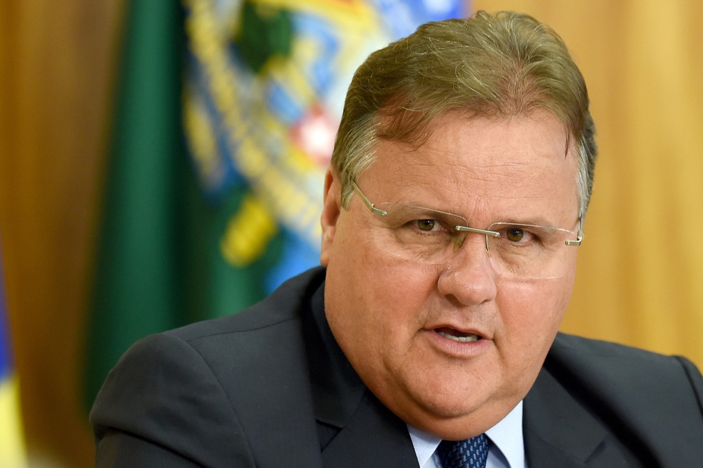 O ex-ministro Geddel Vieira Lima em imagem de maio de 2016 (Foto: Evaristo Sa/AFP/Arquivo)