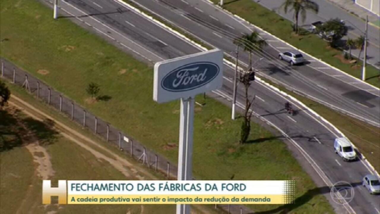 Bolsonaro diz que Ford queria subsídios, mas para especialistas o governo não adotou medidas que deveria