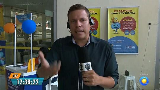 Sinal analógico de TV aberta é desligado nesta quarta em 13 cidades da Paraíba