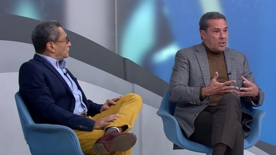 """Luxemburgo minimiza impacto de Sampaoli e diz: """"Não estamos jogando o futebol brasileiro"""""""