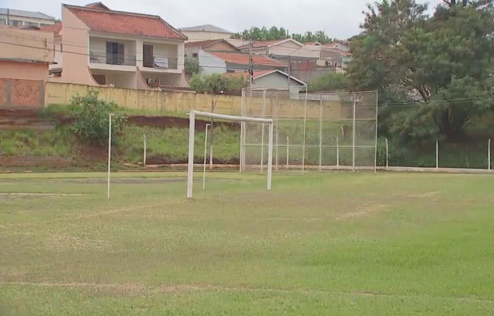 Decreto permite prática de esportes coletivos em Ourinhos — Foto: TV TEM/Reprodução