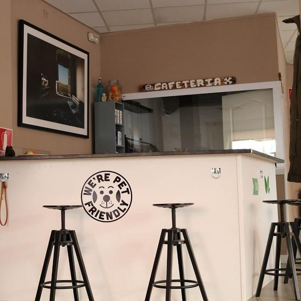 The Doger Cafe, em Madri (Foto: Reprodução/Instagram)