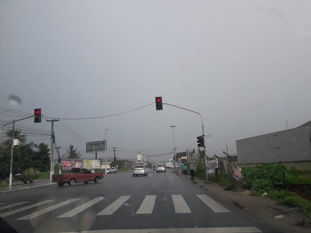 Previsão para o fim de semana em AL é de chuva e tempo nublado