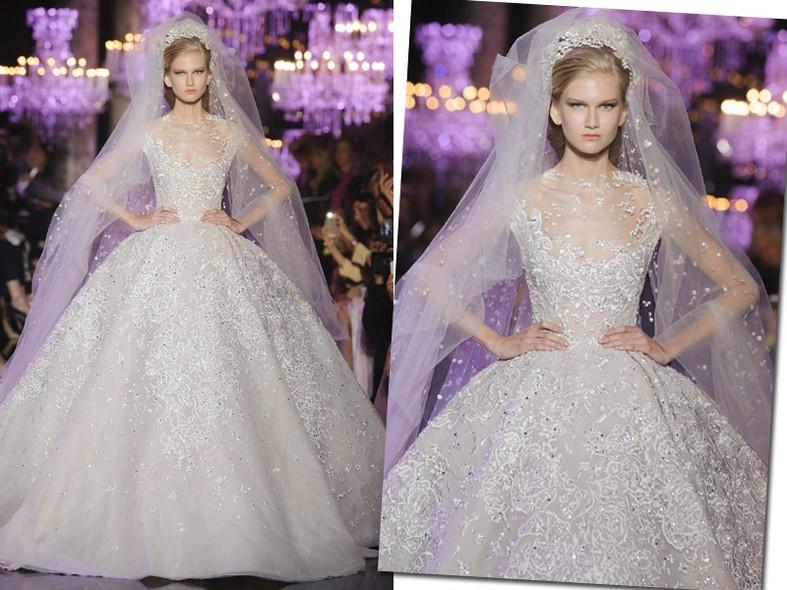 007b819698 Vestida para casar! 40 vestidos de noiva para se inspirar e brilhar ...