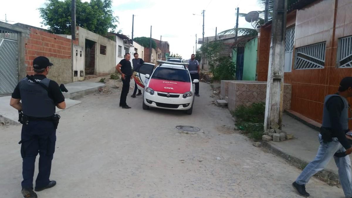 Suspeito de homicídio em MG é preso em União dos Palmares, AL - G1