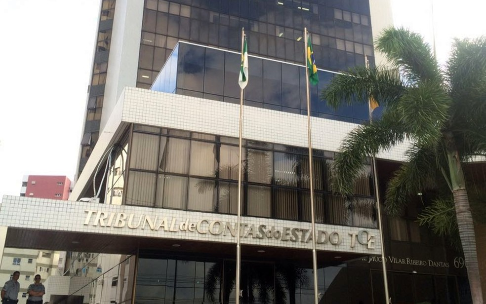 Tribunal de Contas do Estado do Rio Grande do Norte (Foto: Kléber Teixeira/ Inter TV Cabugi)