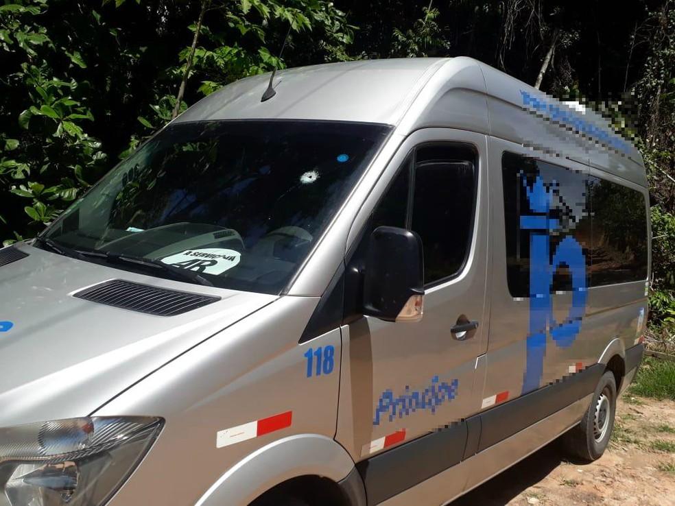 Caso aconteceu na manhã desta terça-feira (17), em Porto Seguro — Foto: Reprodução/Redes Sociais