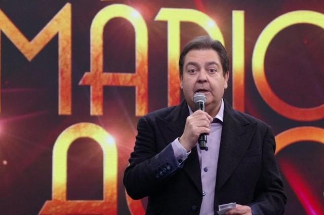 Faustão (Foto: TV Globo)