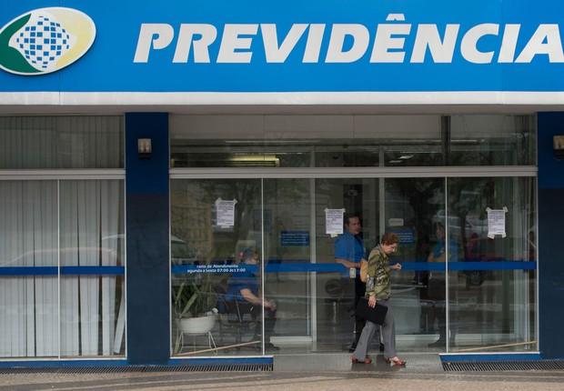 Previdência ; aposentadoria ; INSS ; benefícios do governo ;  (Foto: Marcelo Camargo/Agência Brasil)
