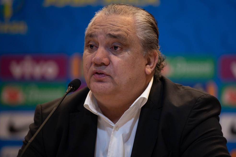 Branco convocação seleção brasileira — Foto: Pedro Martins/MoWA Press