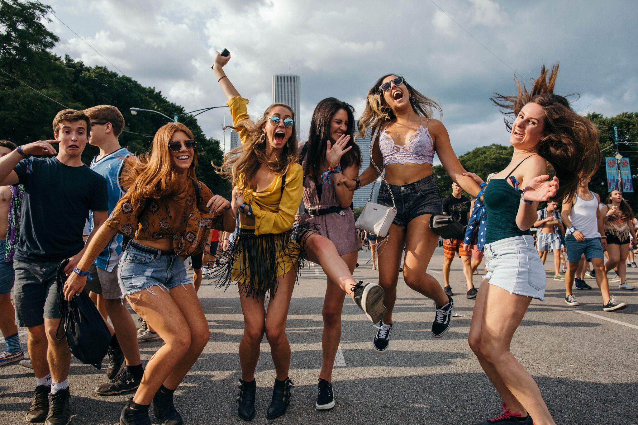 Lollapalooza EUA anuncia volta em 2021, mas só entra quem estiver vacinado ou testado
