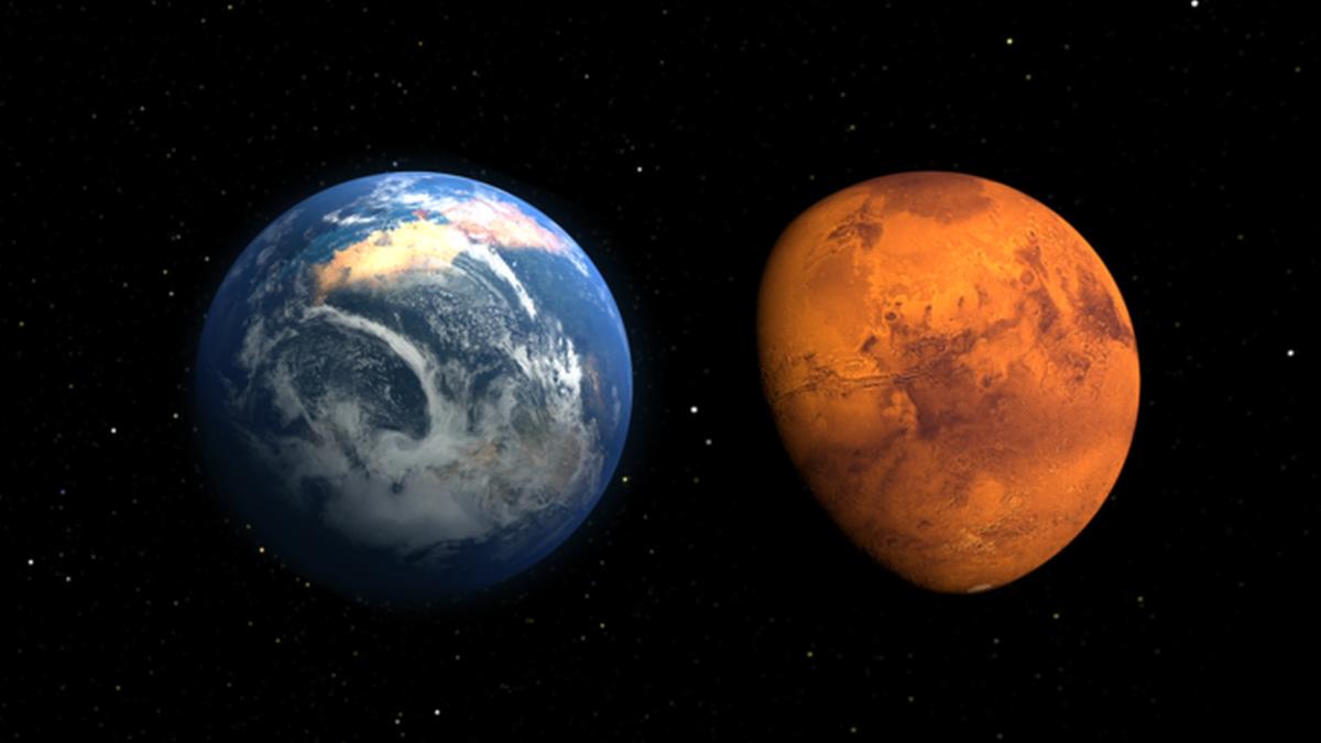O plano da Nasa para transformar Marte em um planeta habitável
