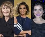 Renata Sorrah, Giovanna Antonelli e Vanessa Giácomo | TV Globo
