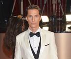 Matthew McConaughey durante a premiação do Oscar | Michael Buckner/Getty Images/AFP