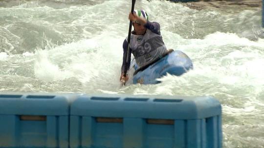 Pepê Gonçalves supera decepções em mundiais e segue forte rumo a Tóquio 2020 na canoagem slalom