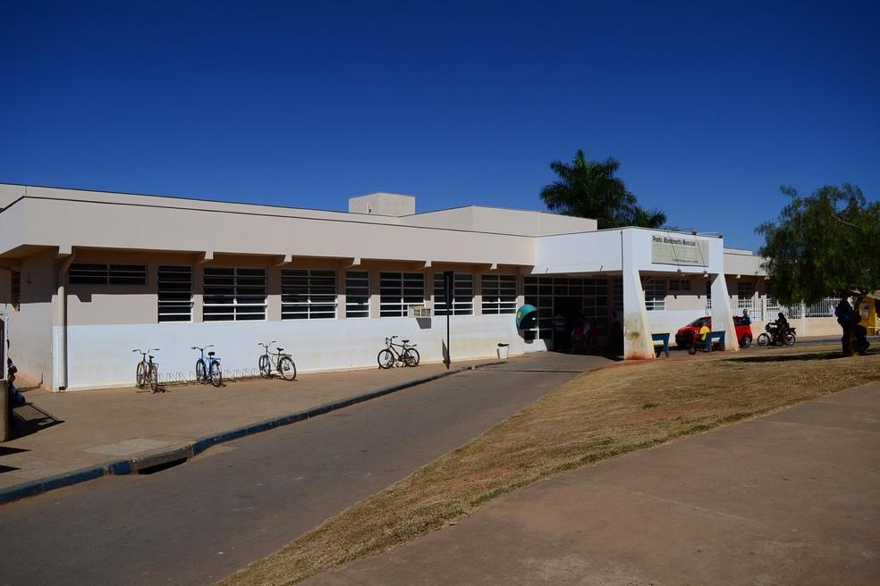 Um dos hospitais funcionará no Alpheu de Quadros — Foto: Prefeitura / Fábio Marçal