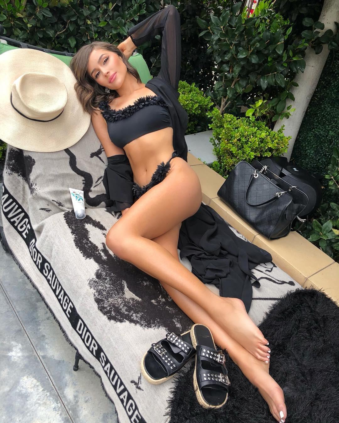 Modelo Olivia Culpo (Foto: Reprodução / Instagram)