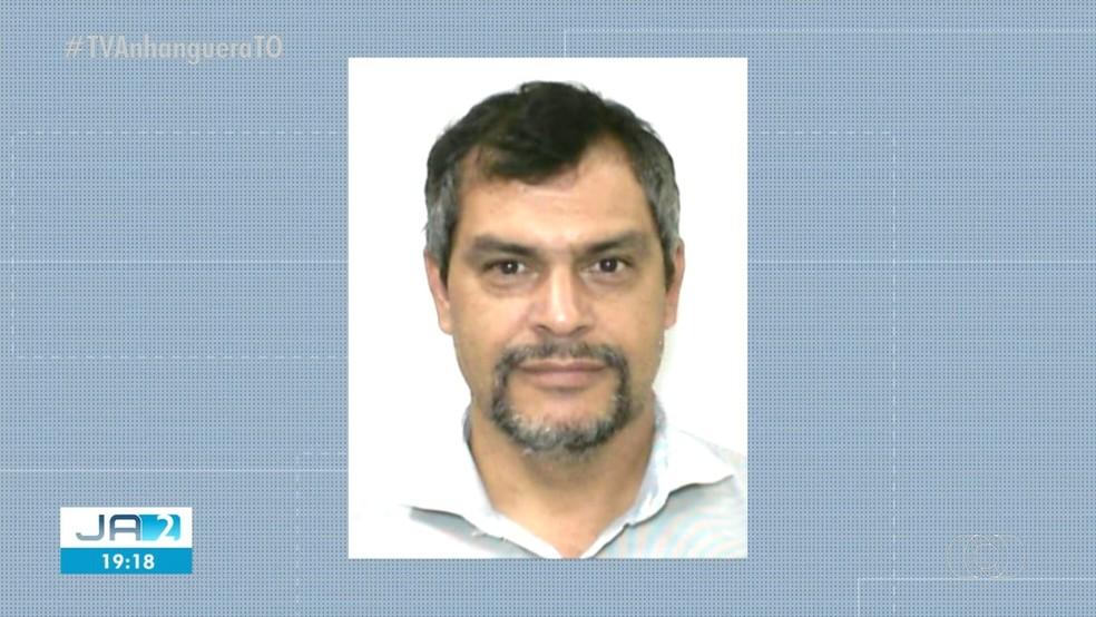 Geraldo Pereira era superintende da Ageto na época da operação — Foto: Reprodução/TV Anhanguera
