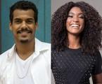 Marcello Melo Jr. e Erika Januza | TV Globo e Faya