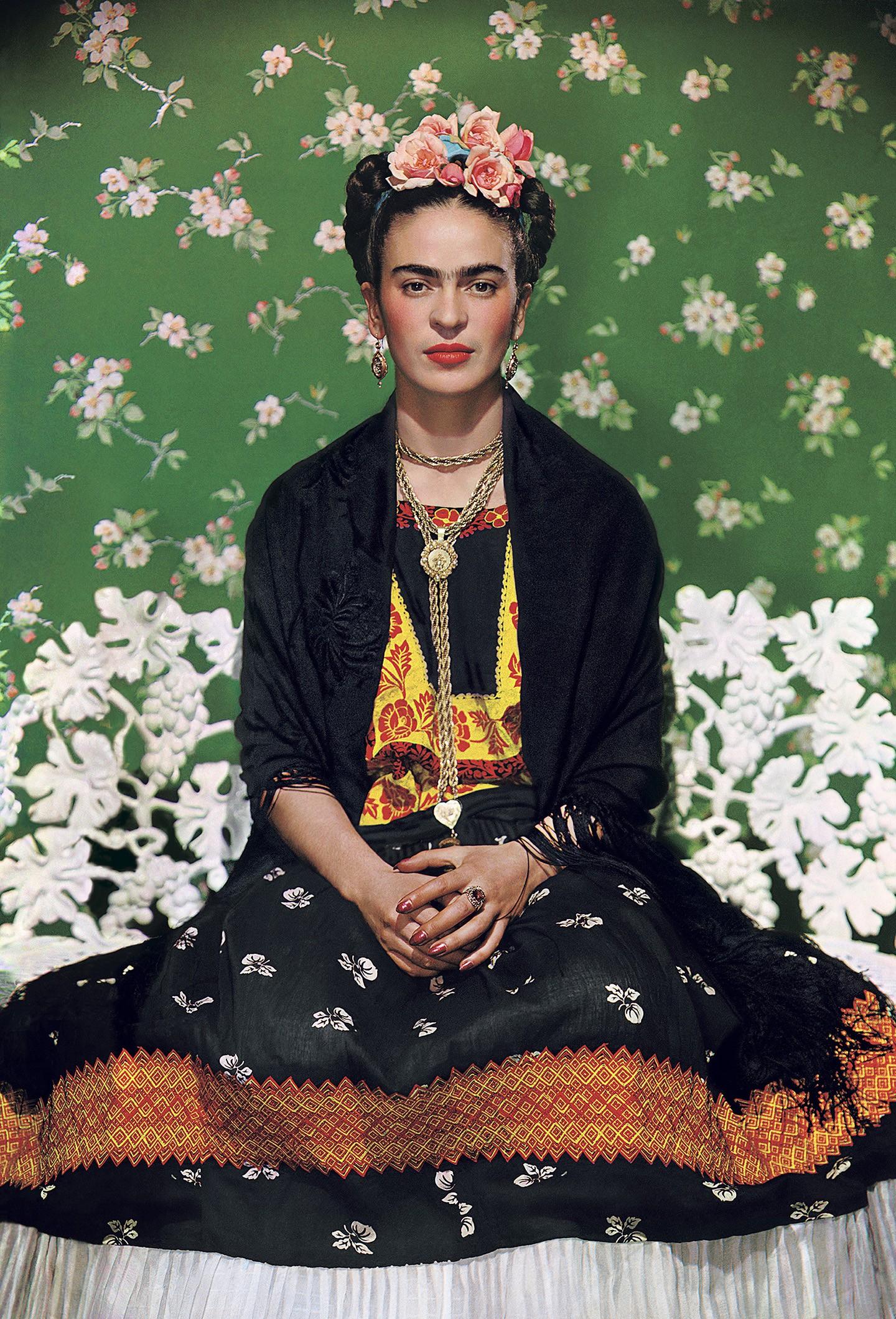México descobre único registro da voz de Frida Kahlo. Ouça o áudio (Foto: Divulgação)