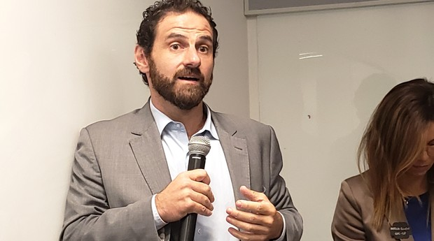 Caio Megale, Marco Legal das Startups (Foto: Bruno de Lima)