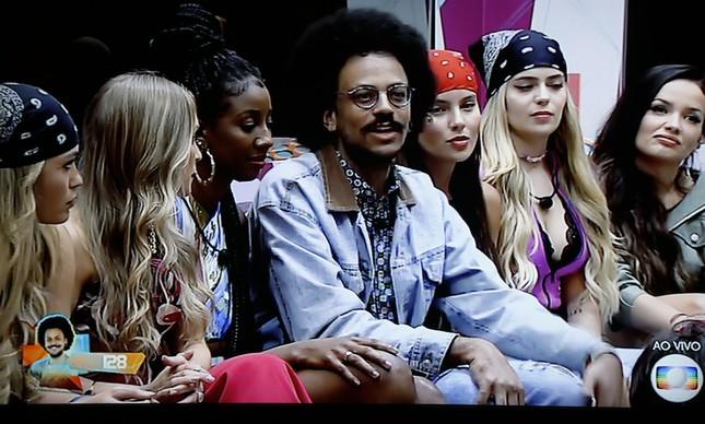Participantes do Big Brother Brasil