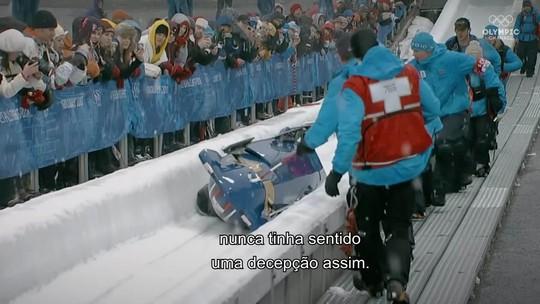 Medalhista olímpico, americano se divide entre o comando do exército e o bobsled