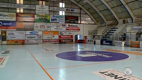Passo Fundo Futsal volta às quadras em amistoso