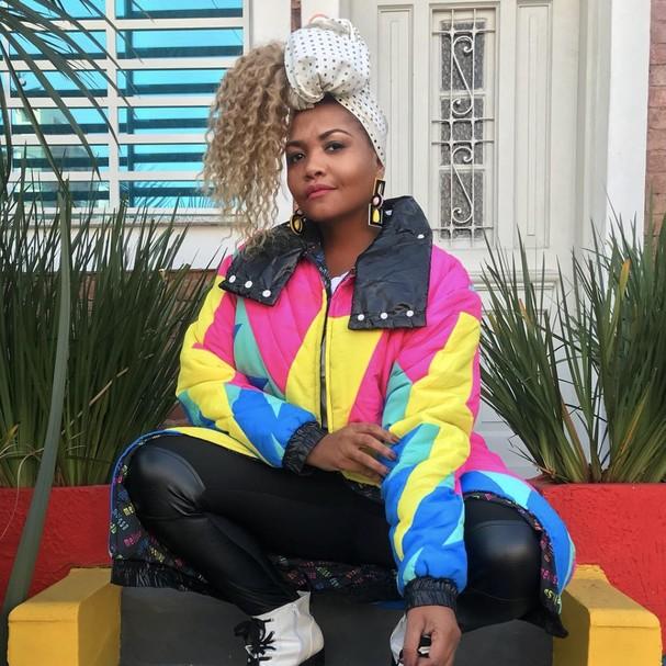 Cabelo afro: penteados e cuidados para bombar ainda mais o visual (Foto: Reprodução Instagram)