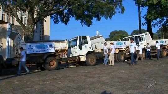Projeto Cidade Limpa percorre bairros de Vera Cruz