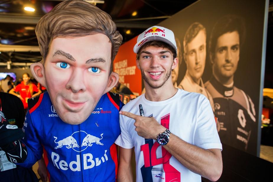 Pierre Gasly diz que não será um novo Daniil Kvyat caso vá correr na RBR