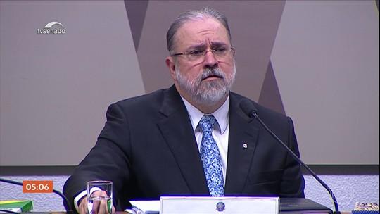 Nomeação de Augusto Aras para a Procuradoria-Geral da República é publicada em edição extra do 'Diário Oficial da União'