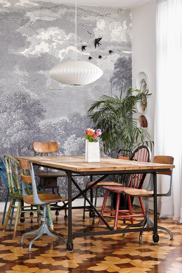 decoração-sala-de-jantar (Foto: Victor Affaro/Editora Globo)