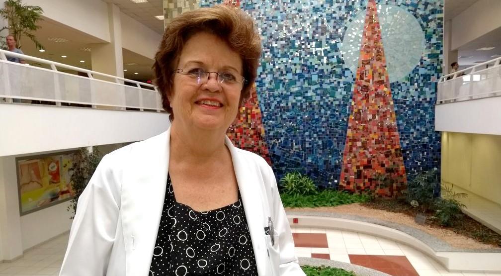 Resultado de imagem para Silvia Brandalise é pediatra especialista em oncologia e hematologia e é presidente do Centro Infantil Boldrini, em Campinas