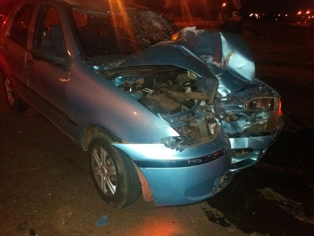 Homem morre após acidente com motorista embriagado em Londrina, diz polícia