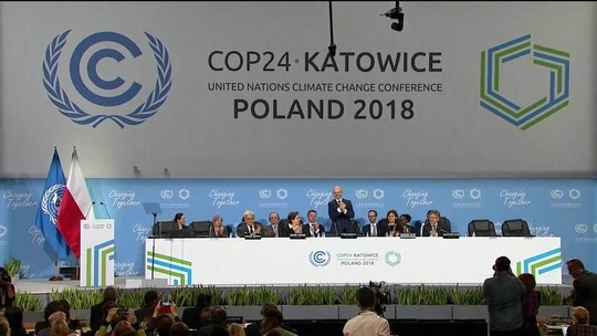 COP 24 aprova 'livro de regras' do acordo de Paris