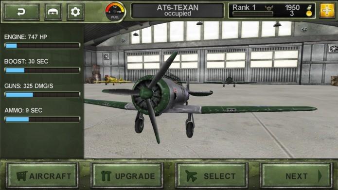 Fighter Wings 2 é o jogo menos realista da lista, mas um dos mais divertidos (Foto: Divulgação)
