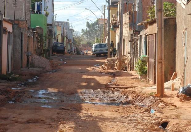 pobreza, desigualdade, crise, desemprego (Foto: Agência Brasil)