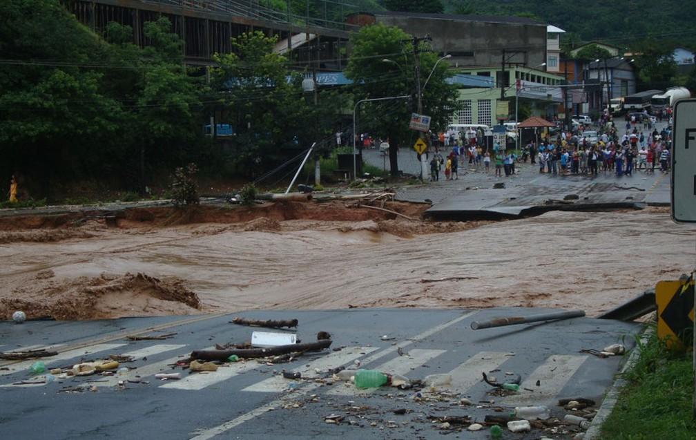 Tragédia em Bom Jardim — Foto: Luciano Pereira/VC no G1