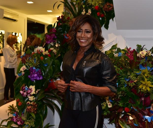 Gloria Maria (Foto: Leo Franco/AgNews)