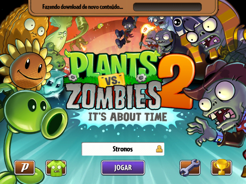 Plants Vs Zombies 2 Simple Version