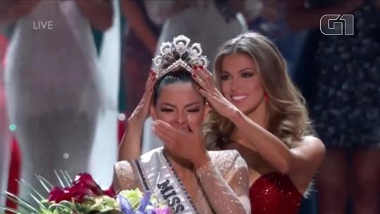 Sul-africana vence o Miss Universo 2017; brasileira fica entre as Top 10