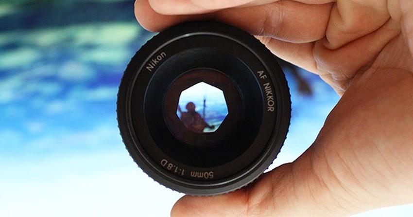 Saiba o significado das siglas e números da abertura de lentes de câmeras
