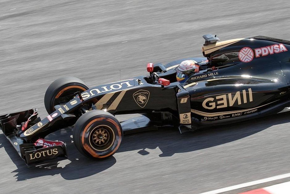 O ano de 2015 foi o último da Lotus em seu retorno à F1 (Foto: Wikimedia Commons)