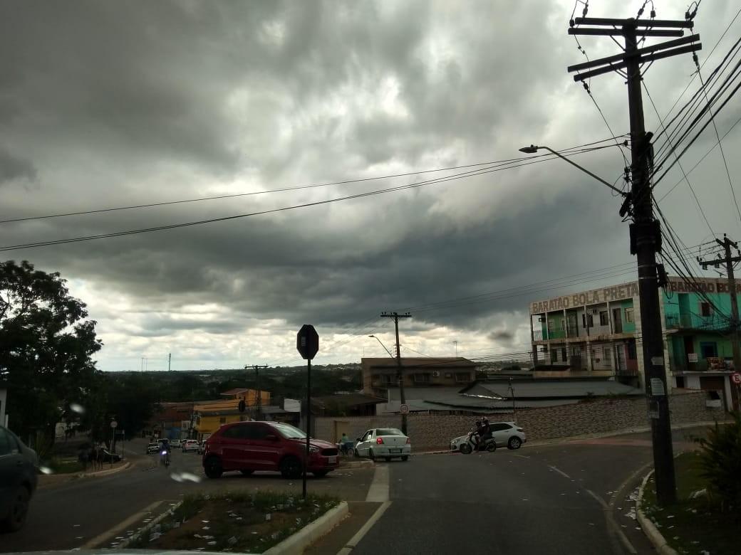 Sipam prevê sábado (16) pancadas de chuvas e trovoadas em todo o Acre