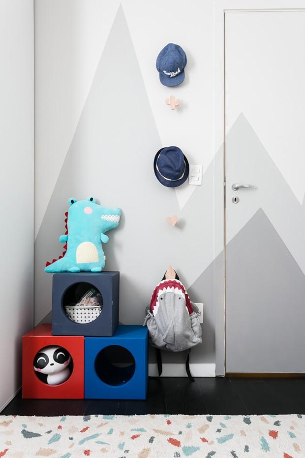 18 ideias para decorar uma parede vazia (Foto: Maura Melo)