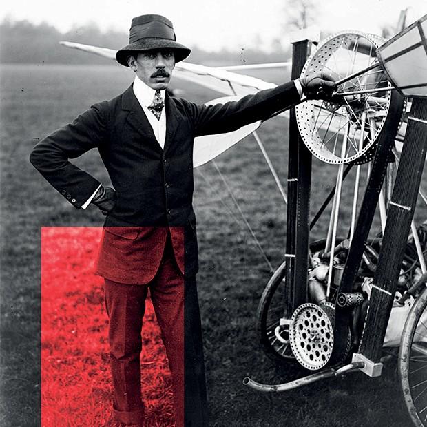 0a8409b0952 O relógio de pulso feito para Santos Dumont está de volta (mais lindo do  que nunca)