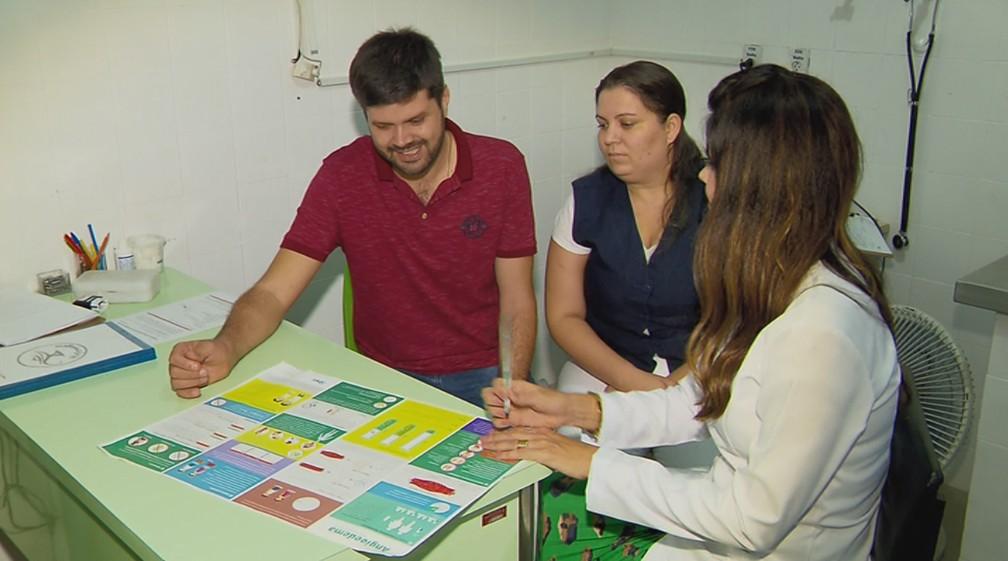 Segundo médica, entender a doença é fundamental para os pacientes — Foto: Reprodução/EPTV